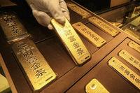 افزایش 100 تنی ذخایر طلای چین