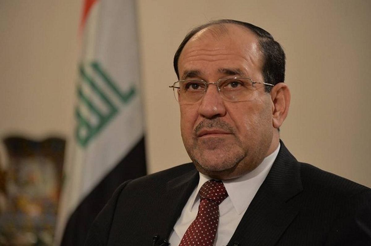 نوری المالکی به اظهارات وزیر خارجه قطر واکنش نشان داد