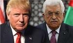 ترامپ محمود عباس را جنگ طلب خواند