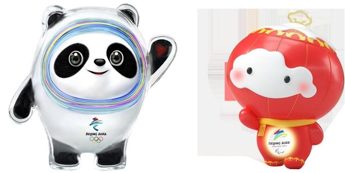 از عروسک بازیهای المپیک زمستانی 2022 رونمایی شد