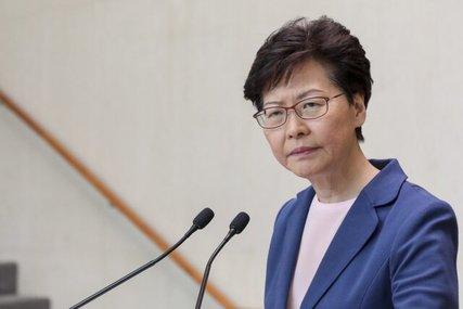 رهبر هنگکنگ: مسیر برون رفت از بحران، گفتوگو است