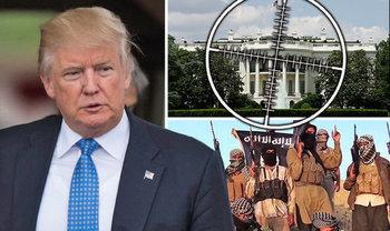 """داعش در تدارک """"جمعه خونین آمریکا"""" همزمان با آغاز ریاست جمهوری ترامپ"""