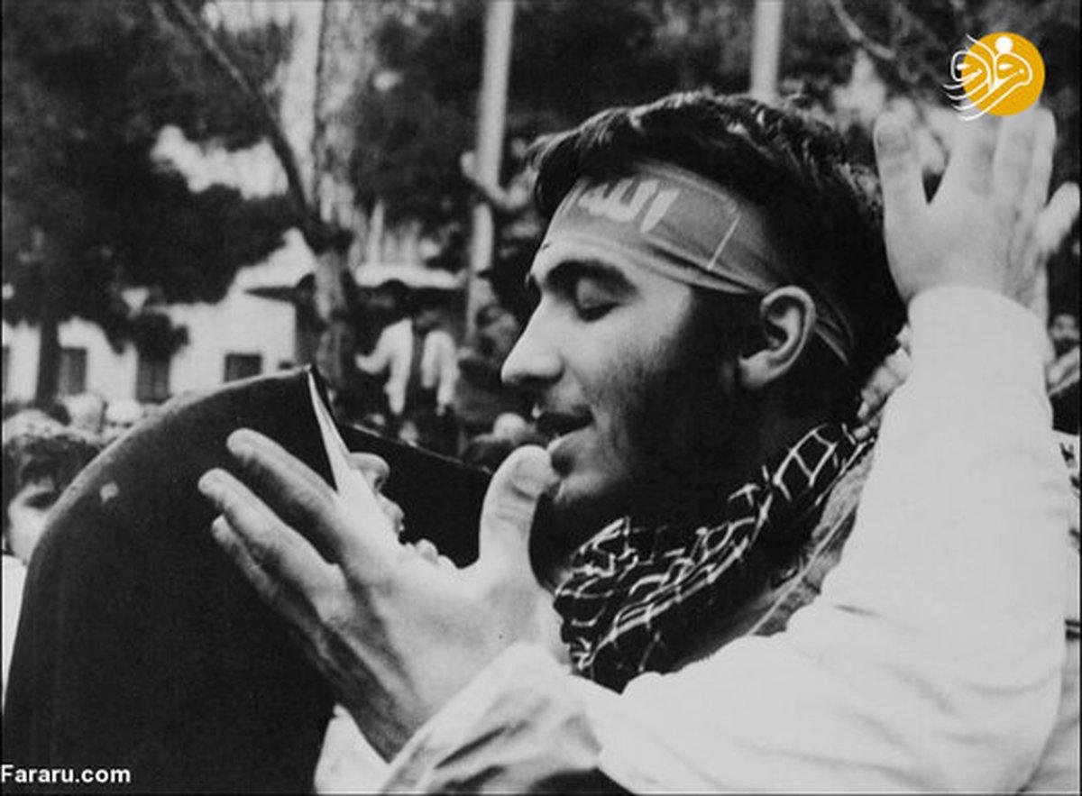 خاطره اعزام به جبهه در دهه 60