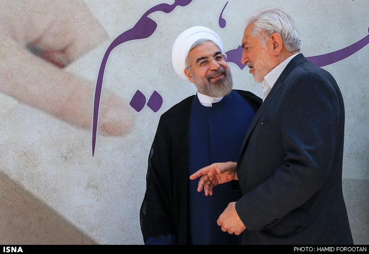 سید محمد غرضی : نظرات روحانی در ستادش نیز استقبال نمی شود