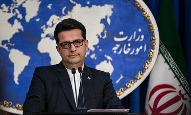 ایران ، حاکم ابدی جزایر سه گانه است