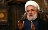 نعیم قاسم: طرح تکفیری-صهیونیستی علیه مقاومت شکست خورد