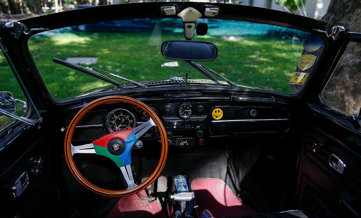 رالی تور شهری خودرو های تاریخی