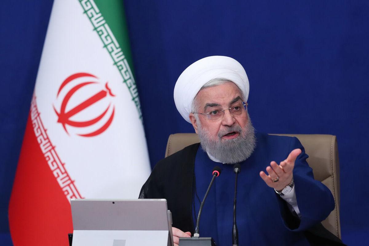 روحانی:بدون سرمایه و با دست خالی نمیشود کاری کرد