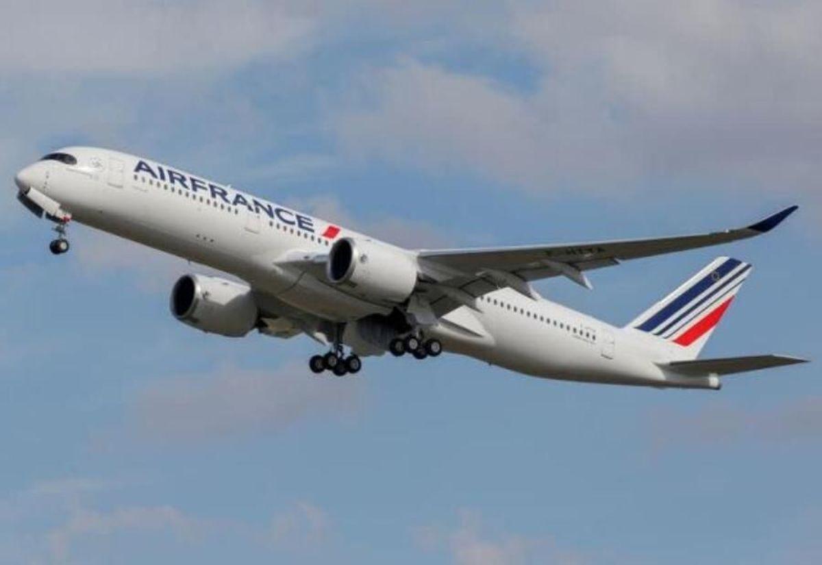 پرواز از مقصد فرانسه به کانادا با استفاده از روغن پخت و پز