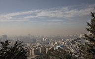 هوای تهران همچنان آلوده | ازن در آسمان پایتخت