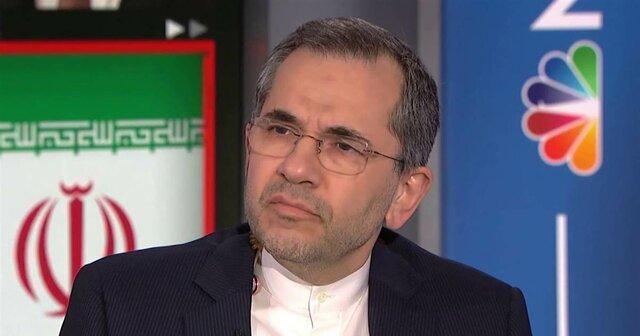 نماینده ایران در سازمان ملل: ادامه تحریم بر مقابله ایران با کرونا تاثیر منفی دارد