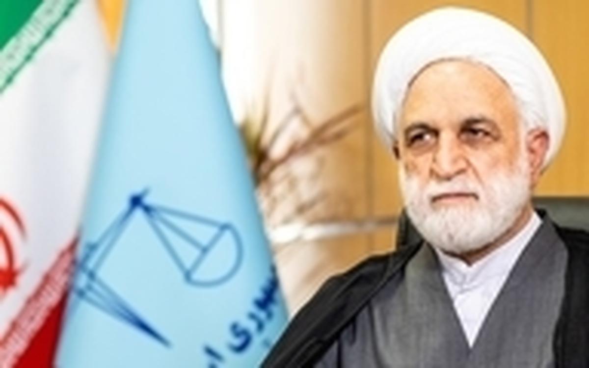 پیام تبریک رئیس دستگاه قضا به مناسبت روز خبرنگار
