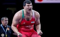 طلای تاریخی علی اکبر یوسفی در سنگین وزن قهرمانی جهان