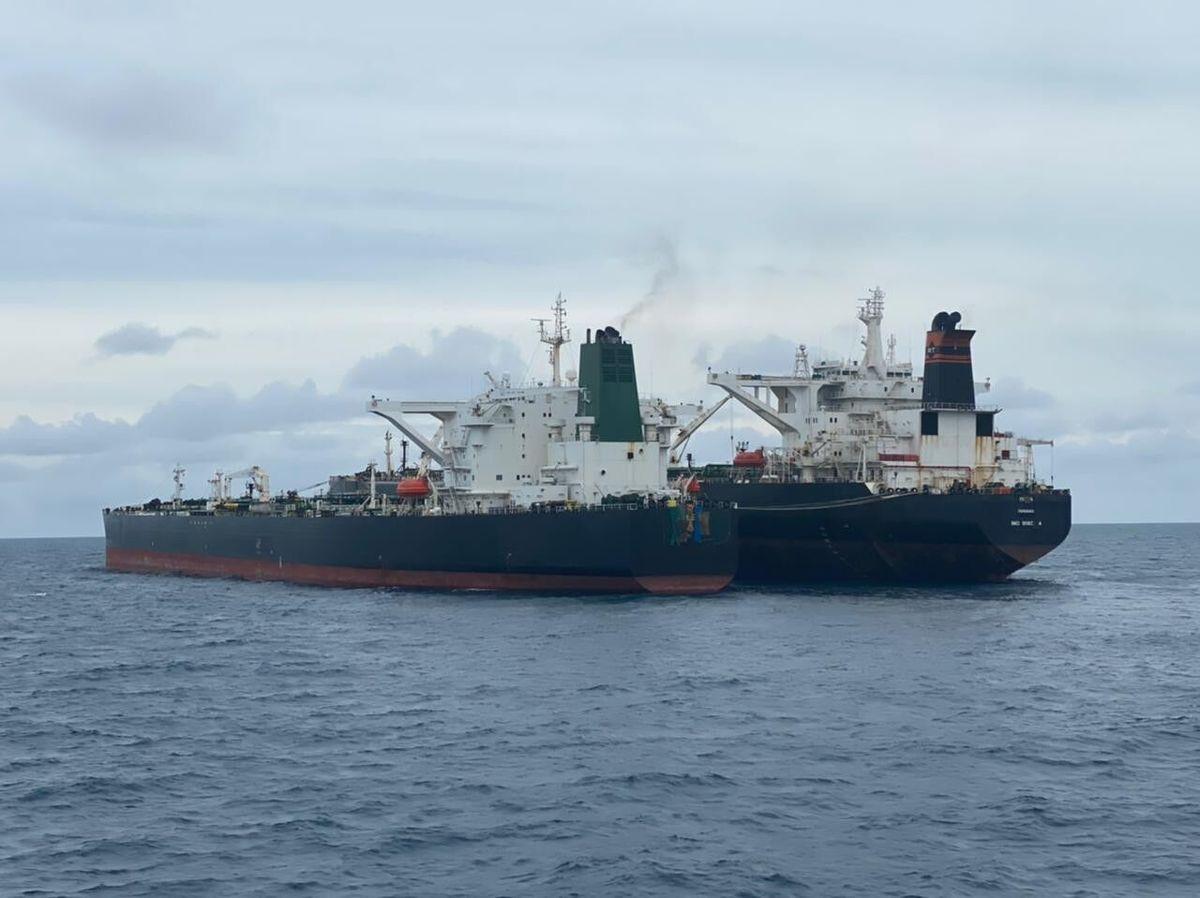 اندونزی نفتکش ایرانی هورس را پس از ۴ ماه رفع توقیف کرد