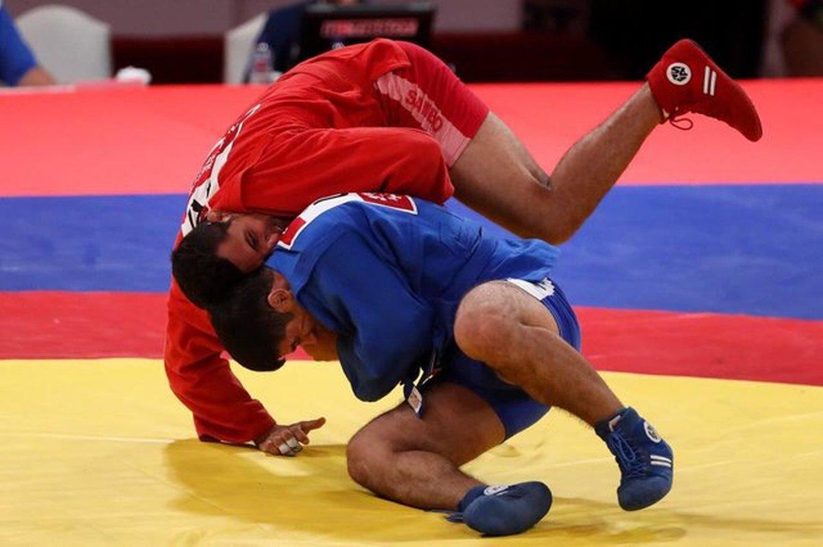 حذف نماینده سامبو ایران از قهرمانی آسیا