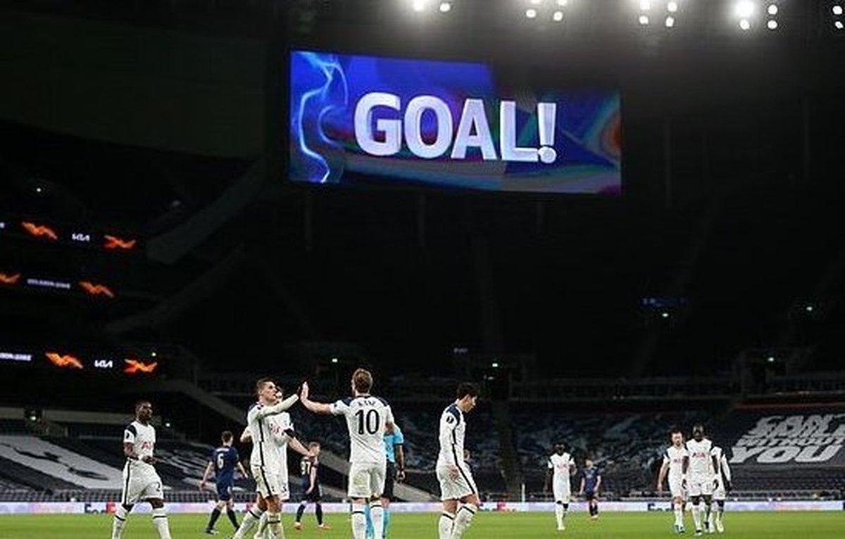 پیروزی ارزشمند تاتنهام و آرسنال در لیگ اروپا