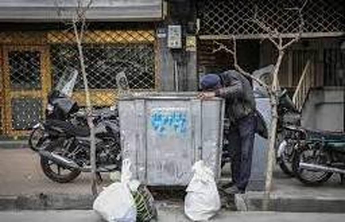 افزایش زباله گردی در سایه کرونا