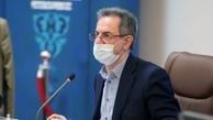 کاهش میزان بستری و فوتی ها در استان تهران
