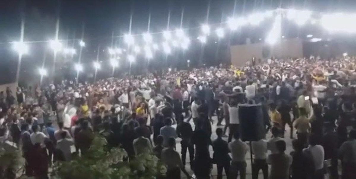 شیوع ویروس کرونا  | جشن عروسی ۱۰۰۰ نفری در کاشمر