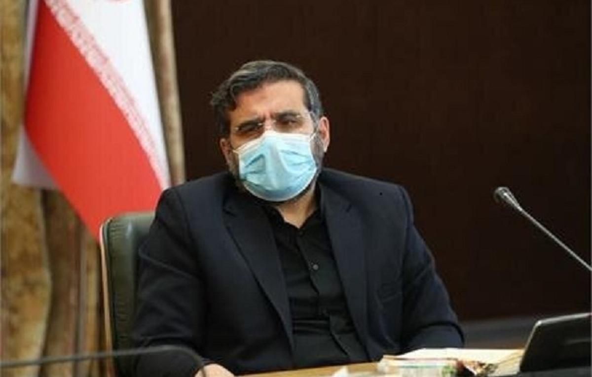 وزیر ارشاد: همه هنرمندان واکسینه خواهند شد