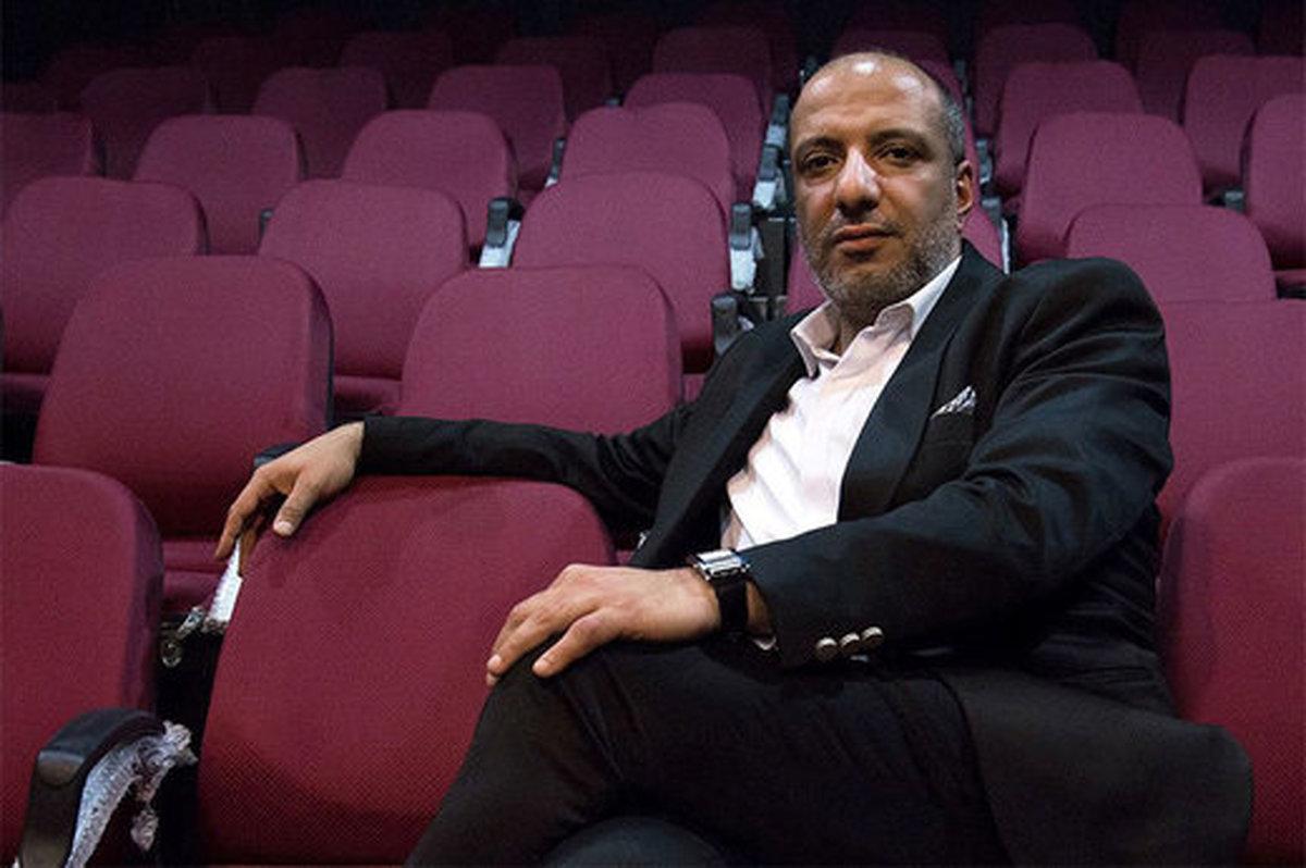 چهره ژولیده و درویش مسلک امیرجعفری در فیلم «خانه شیشهای» + عکس
