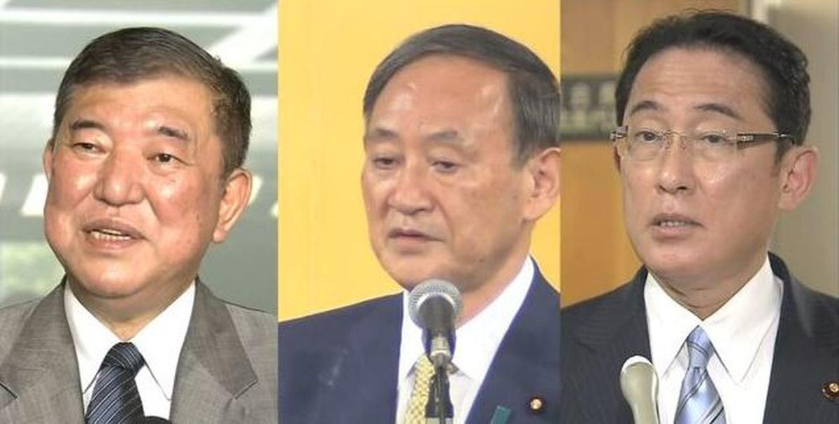 ژاپن  |   فردا رهبر حزب حاکم ژاپن و جانشین «آبه شینزو» انتخاب می شود