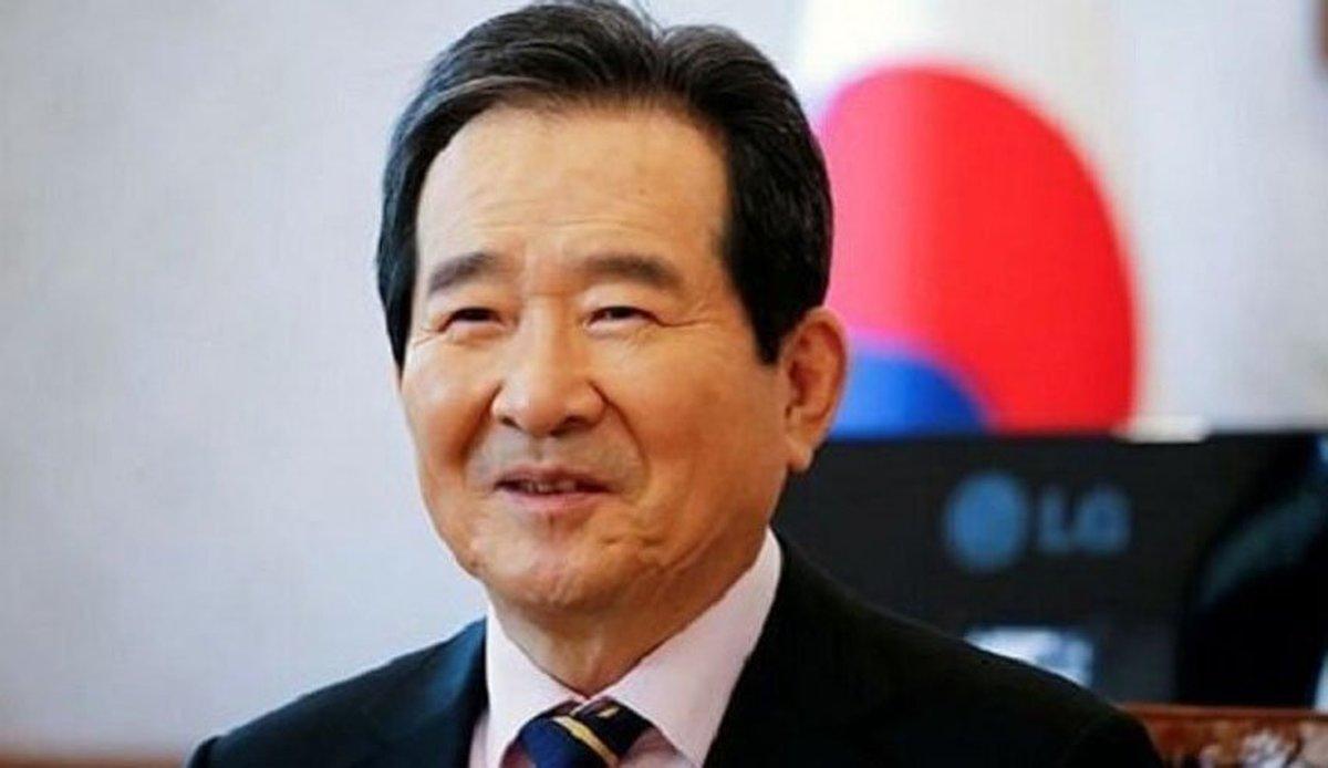 نخست وزیر کره جنوبی برای دیداری سه روزه از ایران وارد تهران شد