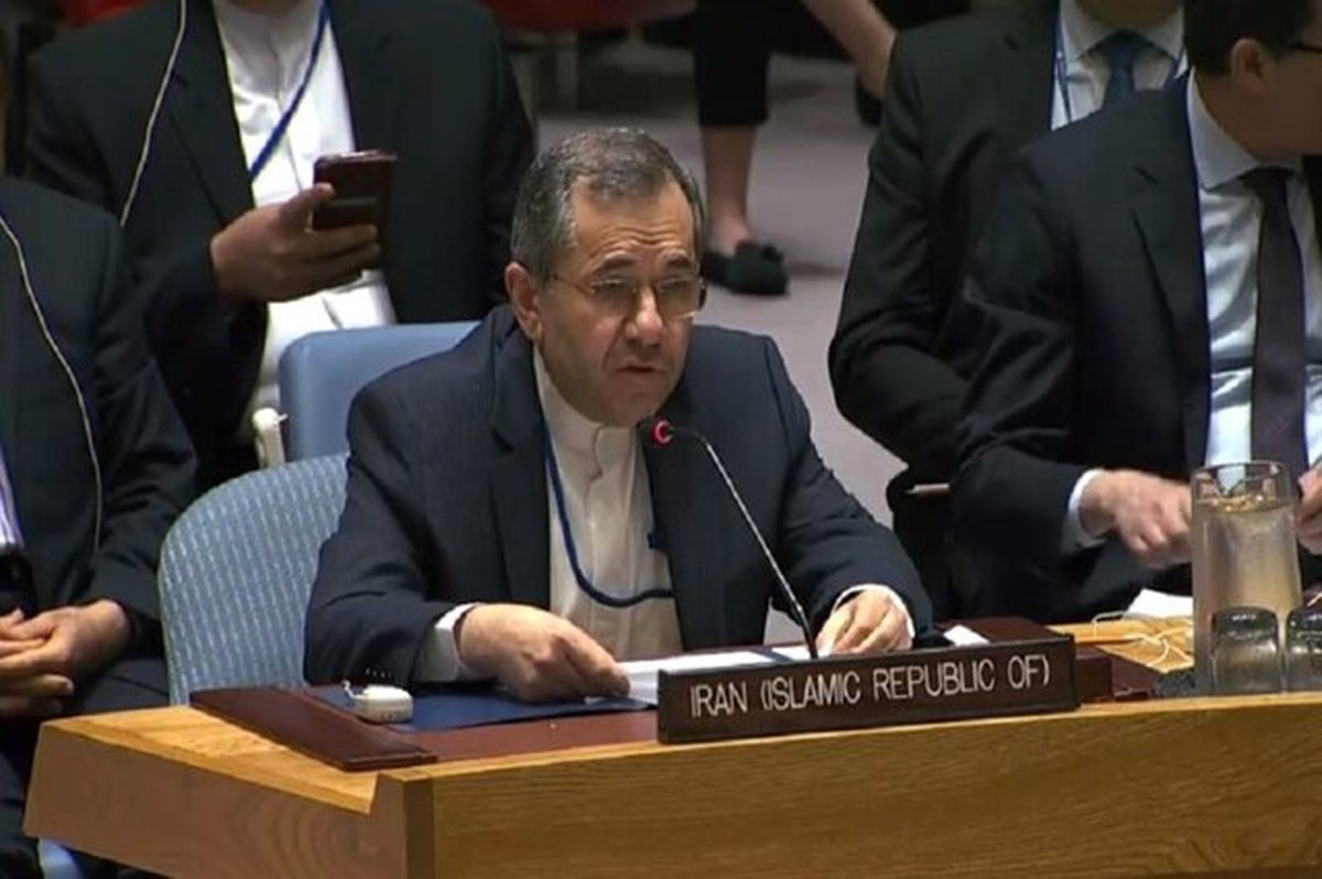 روانچی: اقدامات آمریکا علیه ایران مصداق بارز تروریسم دولتی است