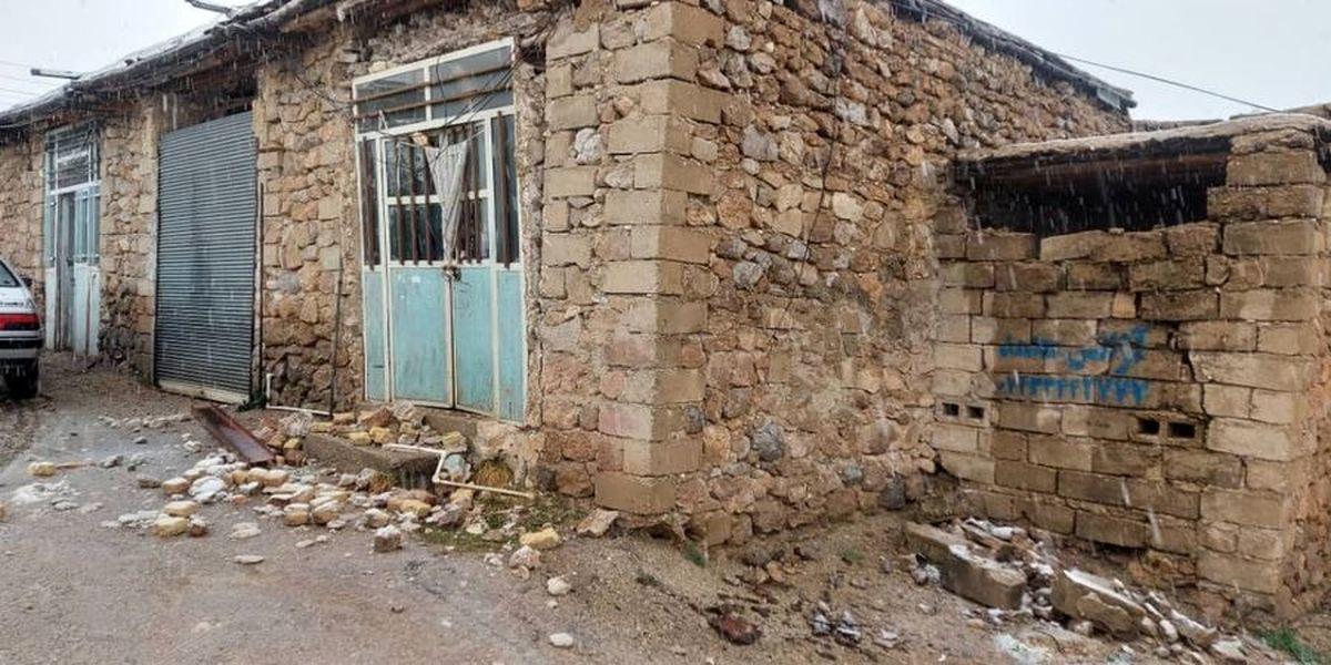 زلزله |  جزئیات خسارات زلزله  شهر سی سخت