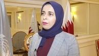 قطر      قدردان ایران و ترکیه هستیم که در سالهای محاصره در کنار ما ایستادند