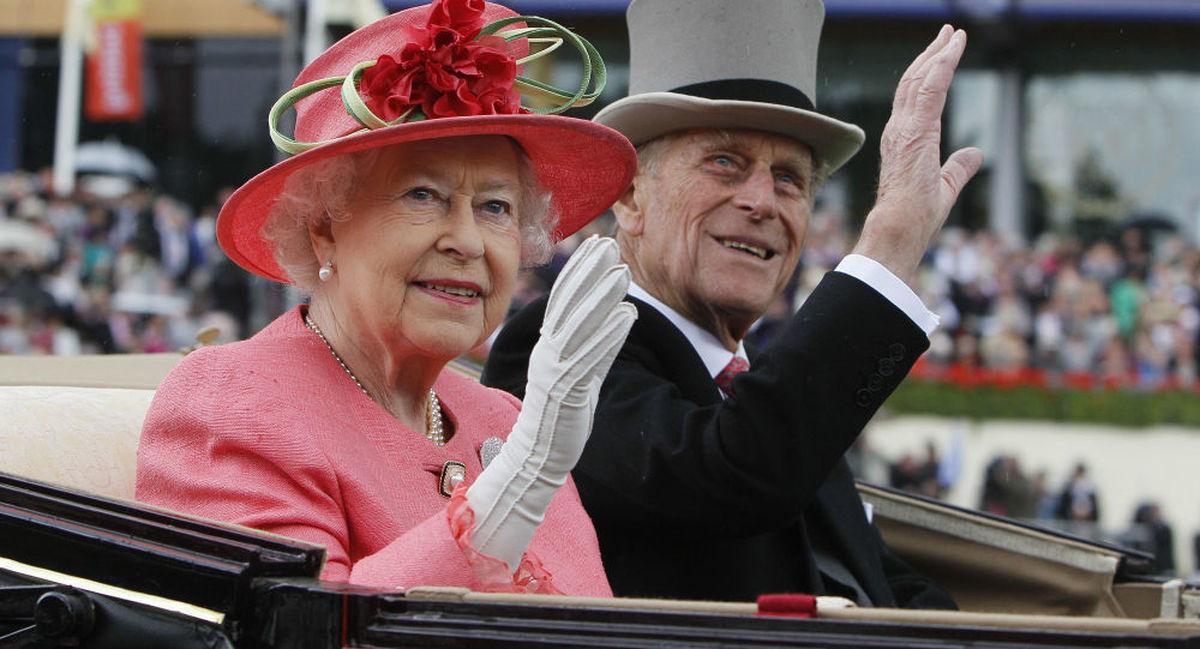 شوهر ملکه انگلیس | پرنس فیلیپ  در بیمارستان بستری شد