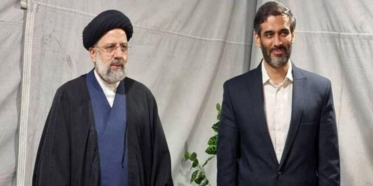 سعید محمد با ابراهیم رئیسی دیدار کرد+ عکس