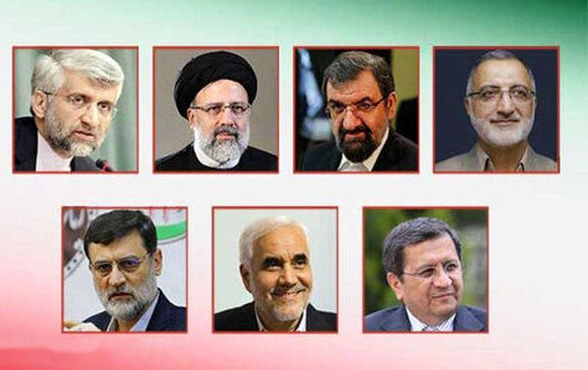 ادبیات احمدی نژادی زاکانی | رضایی و زاکانی پوششی رئیسی شدند