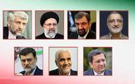 روزنامه جمهوری اسلامی از توهین و تهدید برخی کاندیداهای ریاست جمهوری در مناظره انتقاد کرد |  شرم آور بود