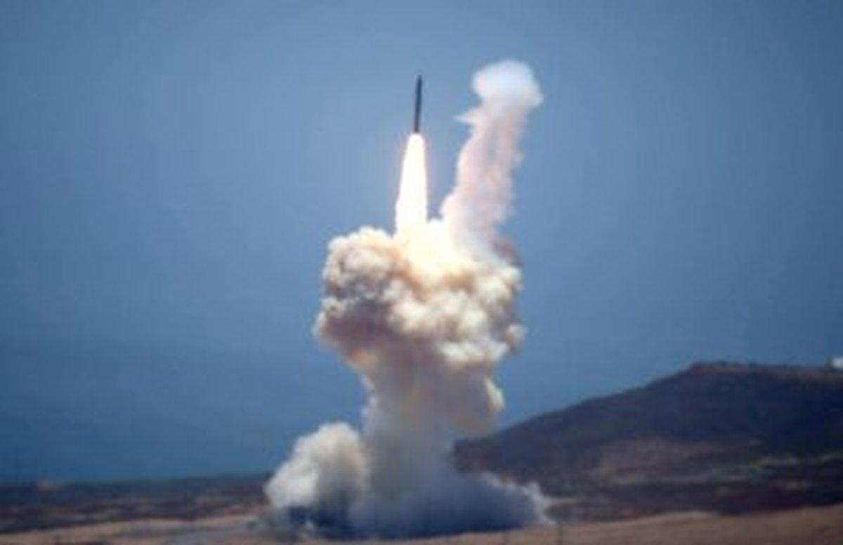 آزمایش جدیدترین موشک تهاجمی آمریکا