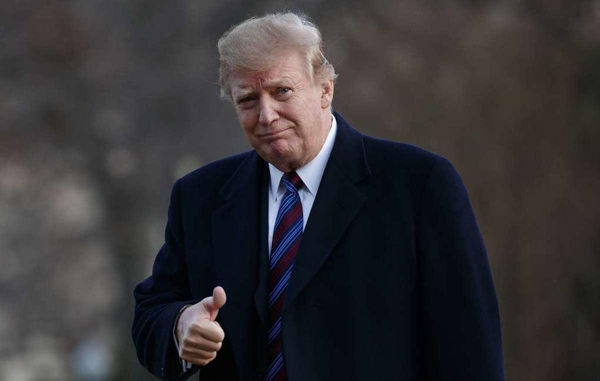 ترامپ: شاید هوادارانم بخواهند بیش از 2 دوره در کاخ سفید بمانم