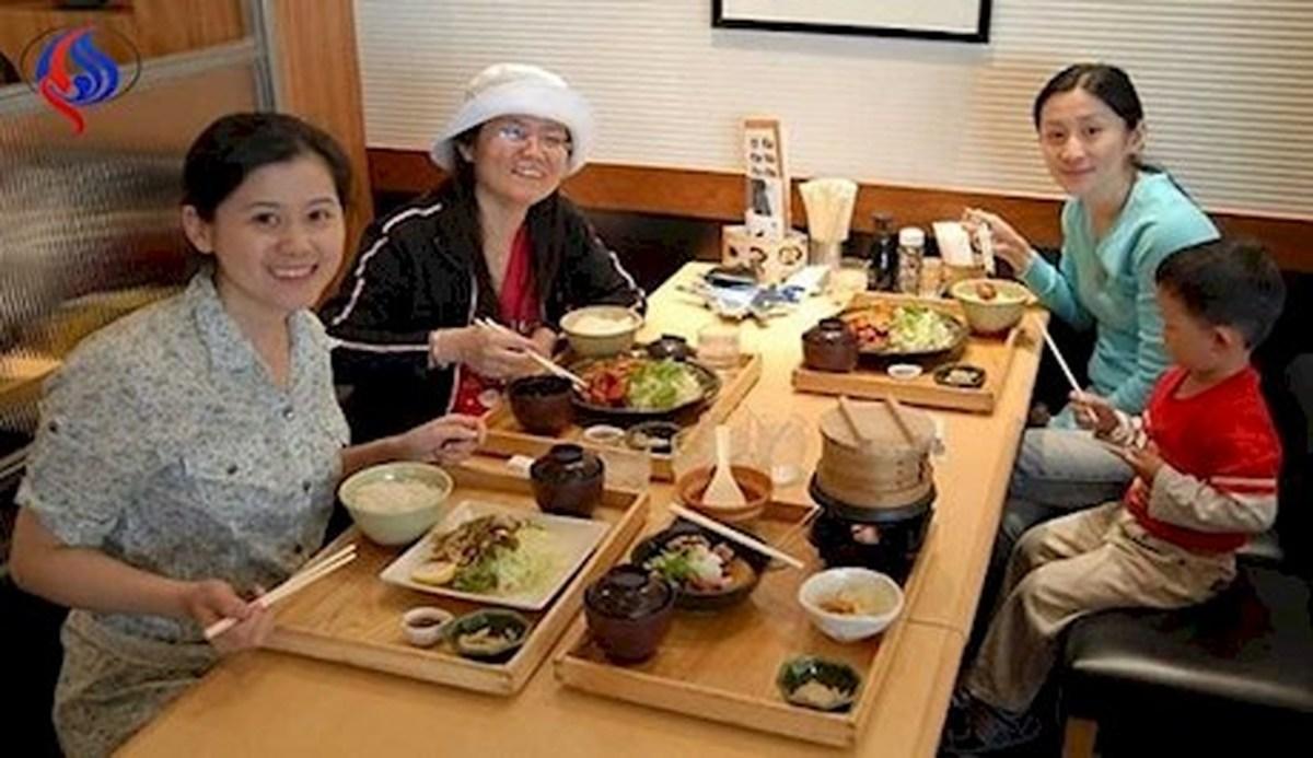 ژاپنی ها چگونه سلامتی و تناسب اندام خود را حفظ می کنند