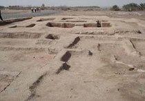 کشف آثاری دو هزار ساله در پارسیان