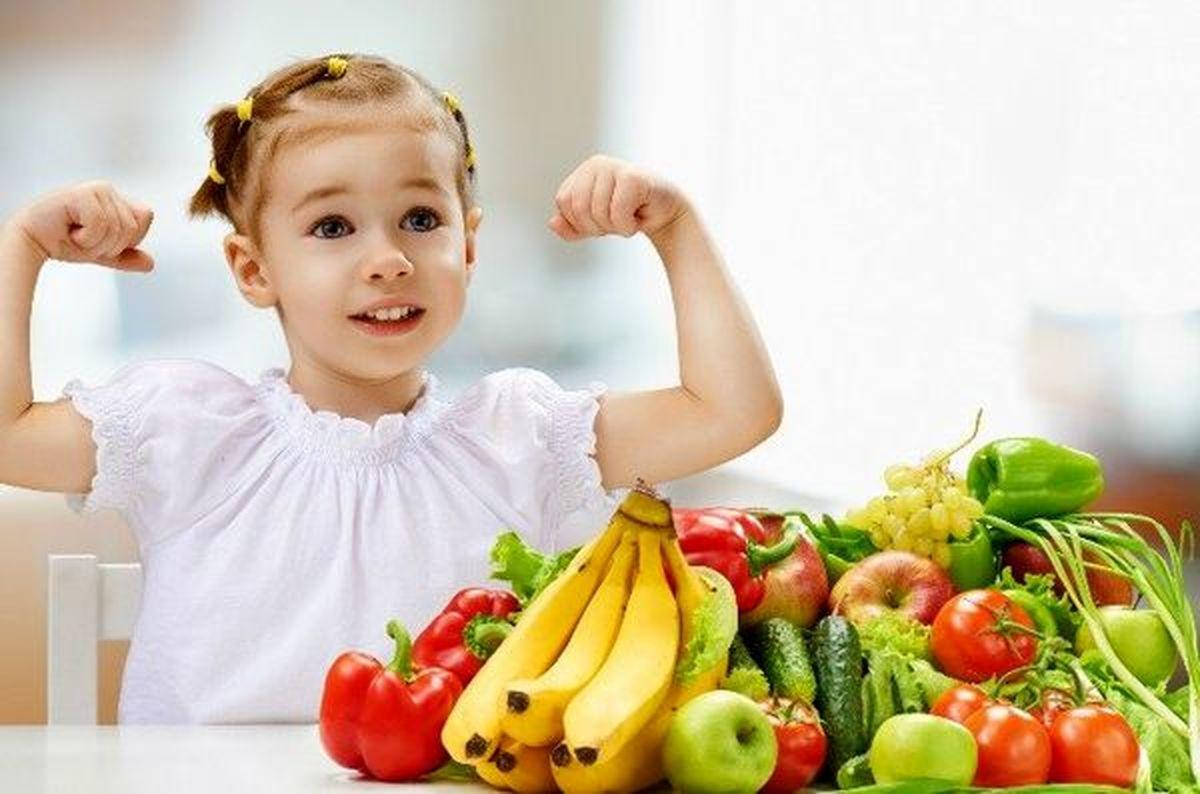 ۵ خوراکی که به رشد قد کودک شما کمک می کنند