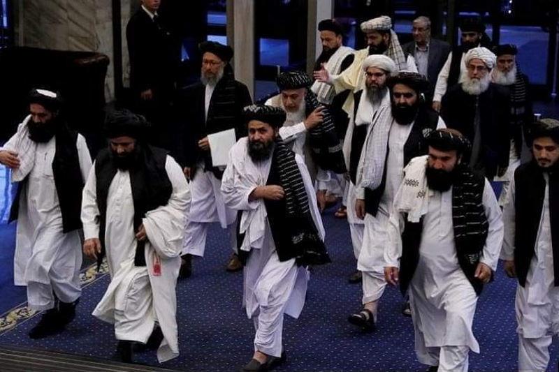 طالبان  |  همکاری با طالبان از نفوذ داعش جلوگیری میکند.