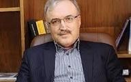 وزیر بهداشت: من سیاسی نیستم و حق ندارید واگن وزارت بهداشت را به لوکوموتیو سیاست ببندید