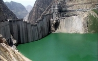 افت ۲۰ درصدی ورودی آب به سدهای تهران