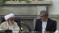 آیت الله جنتی: کدخدایی آبروی شورای نگهبان را حفظ کرد؛ خیلی اصرار کردم که سخنگو باقی بماند اما نپذیرفت