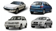 اعلام قیمت جدید خودروهای داخلی