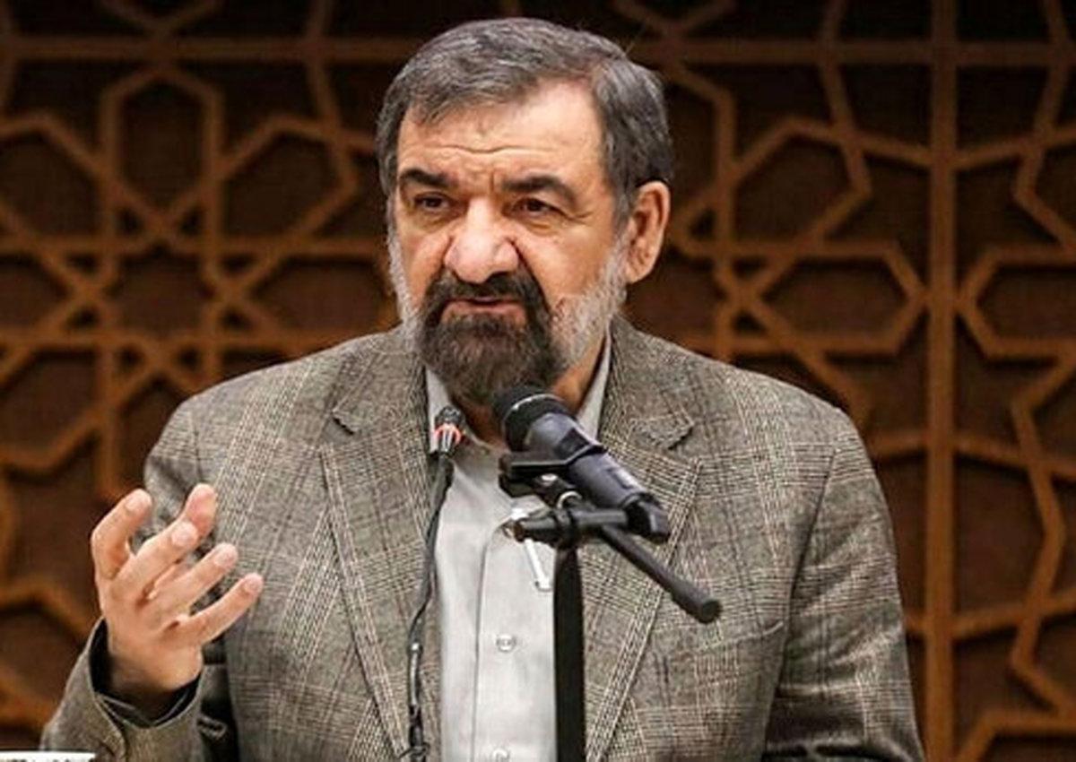 محسن رضایی درباره سخنان امروز رهبر معظم انقلاب در توییتر نوشت:
