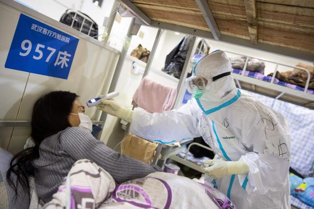 ویروس کرونا از آزمایشگاه ویروسشناسی ووهان بیرون آمده است