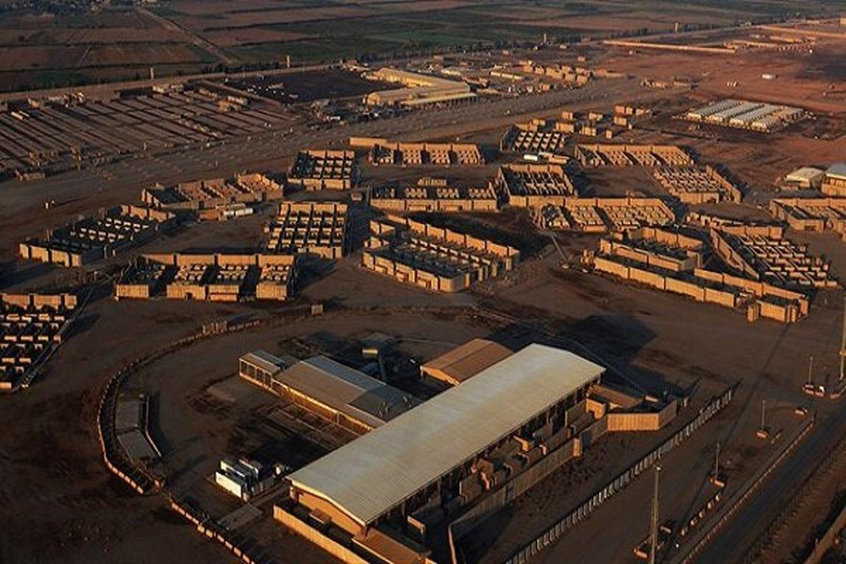 حمله شدید راکتی به بخش آمریکایی پایگاه هوایی «بلد» عراق