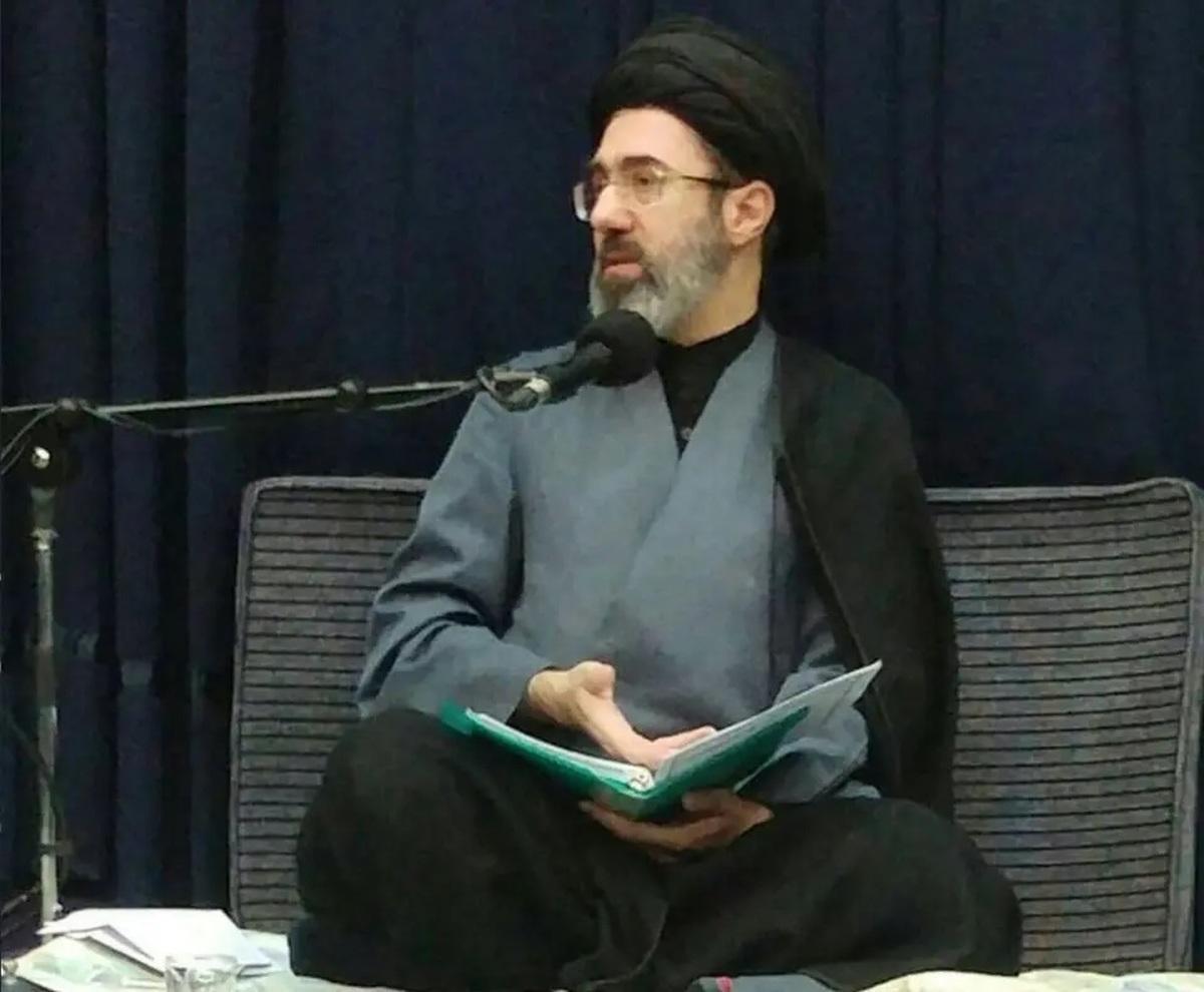 تکذیب دیدار حجت الاسلام مجتبی خامنه ای و احمدی نژاد