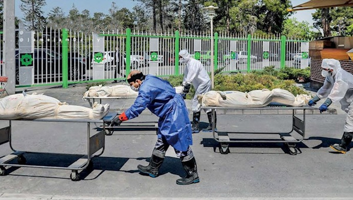 ۴۰ درصد فوتیهای کرونا در تهران
