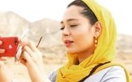 ژست متفاوت بازیگر سرشناس ایرانی در اینستاگرام +عکس